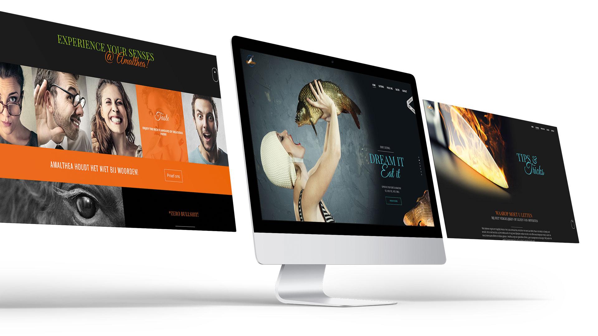 amalthea-ontwerp-website