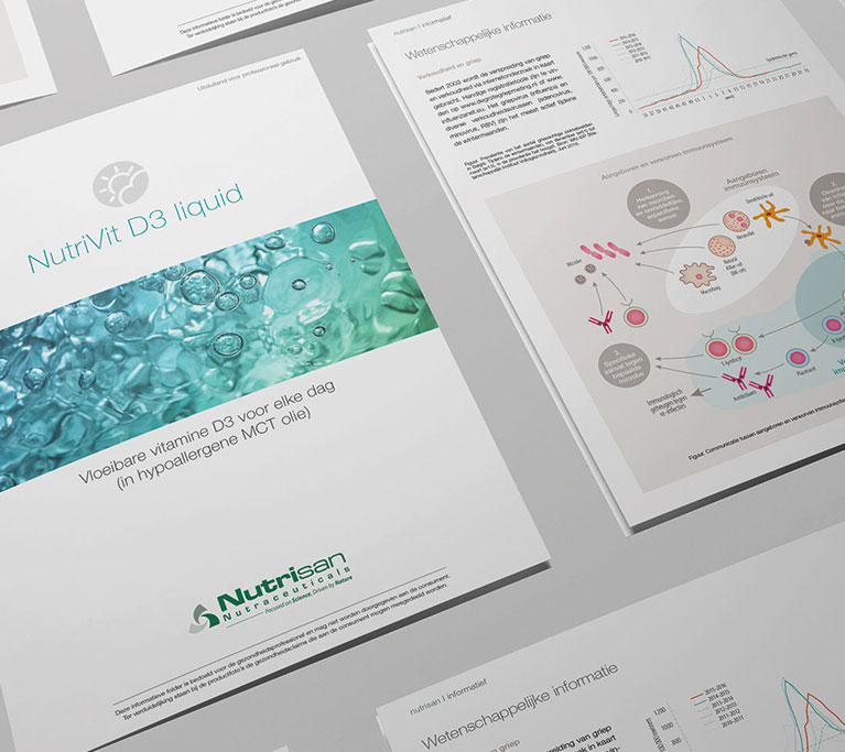 informatieve brochures