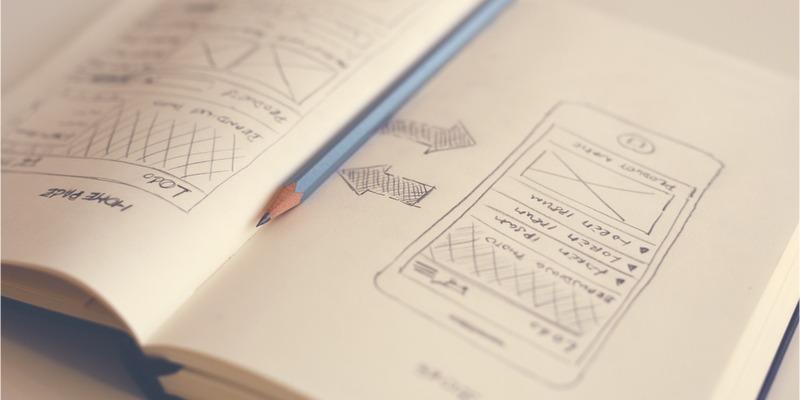 nieuw webdesign